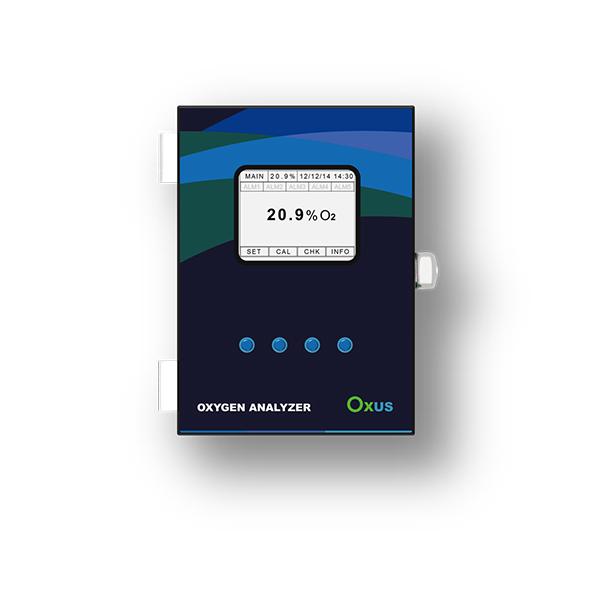 大气氧浓度测氧仪